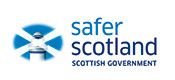 Logo: Safer Scotland